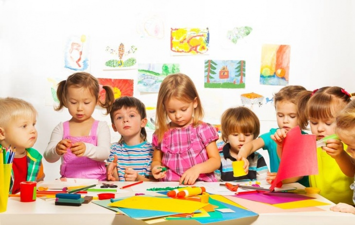 Набор детей в детский сад
