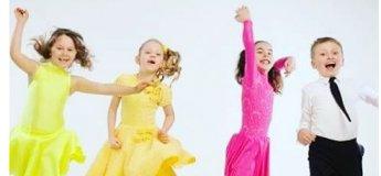 Хореография для детей от 3 -8 лет