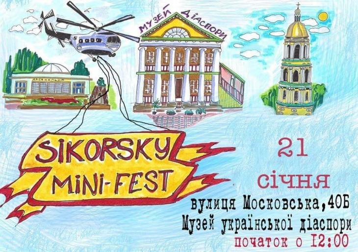 Sikorsky mini-fest
