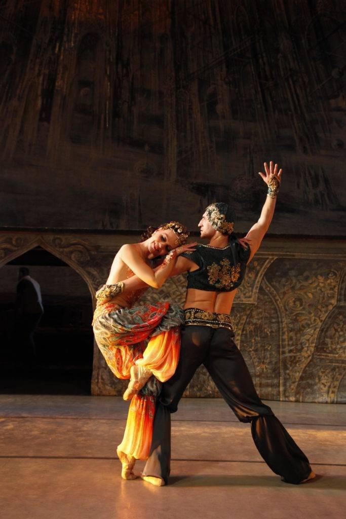 """Одноактні балети """"Шехеразада"""" і """"Кармен-сюїта"""""""