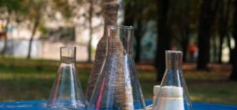 """Урок химии от научной лаборатории """"Limpopo"""""""