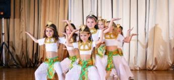 Пробное занятие по восточным танцам