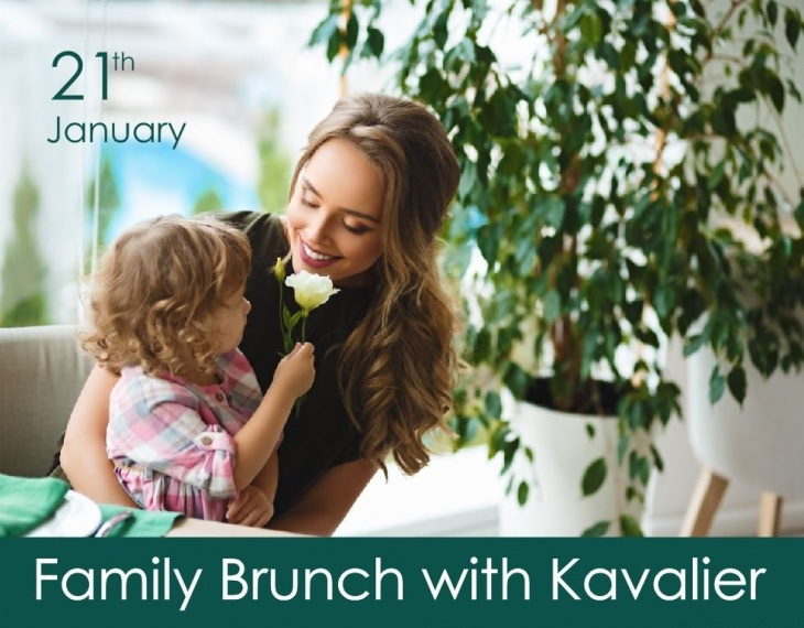 Family Bruch with Kavalier Boutique Hotel