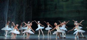 """Балет """"Лебедине озеро"""" в Театрі опери та балету"""
