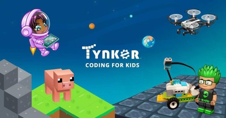 Курс Tynker: coding for kids
