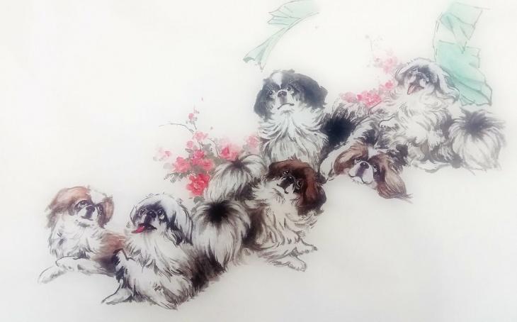 """Майстер-клас """"Собака - символ 2018 року"""""""
