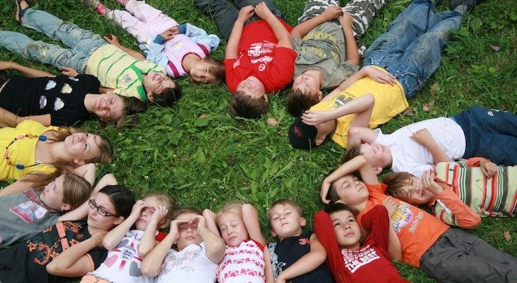 """Літній денний табір """"GVC-EuroKamp"""" для дітей від 6 до 16 років"""