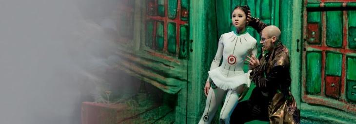 """Балет """"Лялька. Нова історія Коппелії"""""""