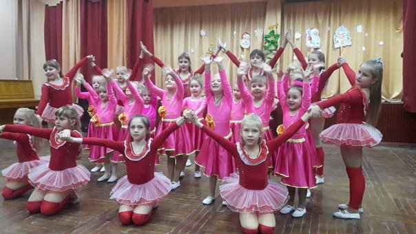 Детская вокально-хореографическая театральная студия Ми-Ми-Шу