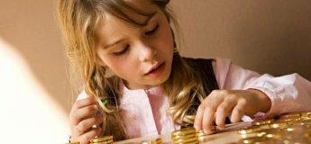 """Тренінг для дітей """"Я і гроші"""" від дитячого психолога"""