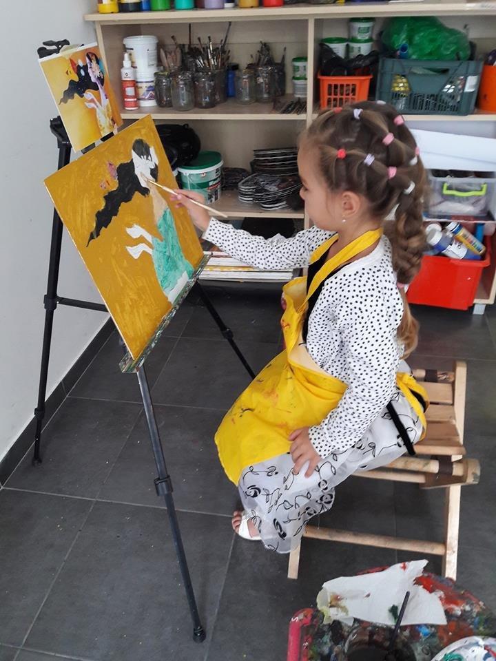 """Курс """"Малювання для дітей"""""""