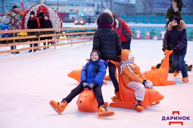 Дитячий інклюзивний проект «Піруети на льоду: літати може кожен дитина»