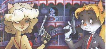 Читання книжки «Кіт Джеймс агент 009»