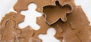 Дитячий майстер-клас з приготування імбирного печива