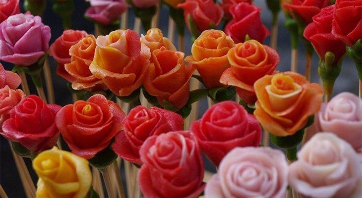 """Майстер-клас """"Квіти для матусі"""" від Майстерні марципанів"""