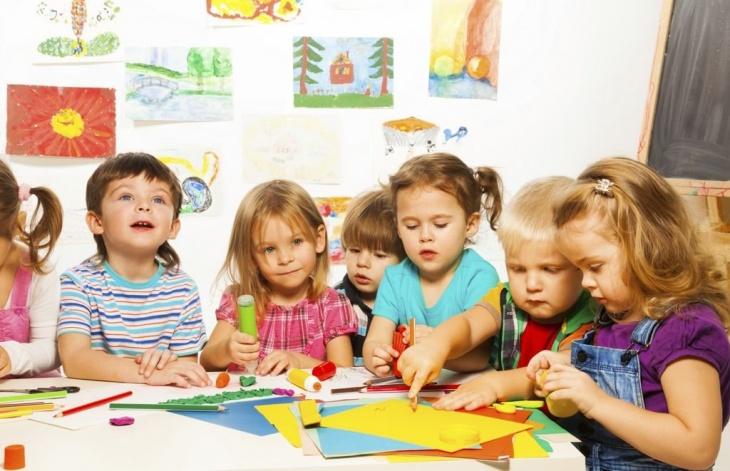 Набор в группы обучения и развития деток