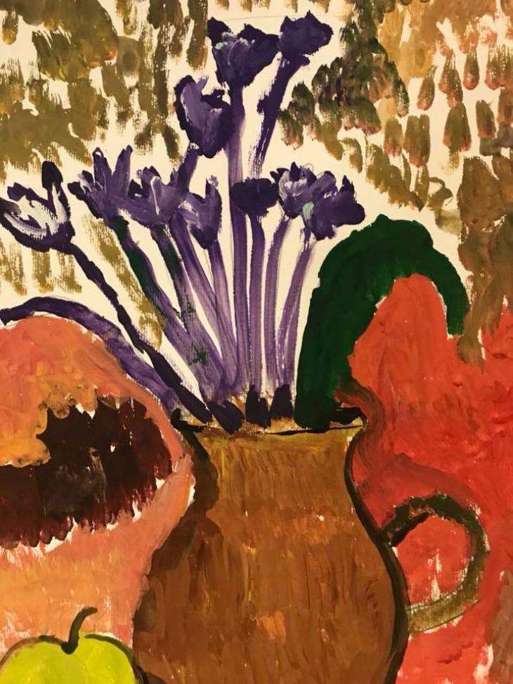Натюрморт: цикл художественных занятий для детей
