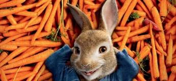 Кролик Петрик - мультфільм для сімейного перегляду