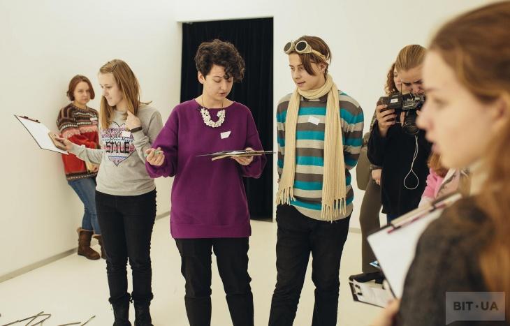 ArtStories для підлітків: створення виставки