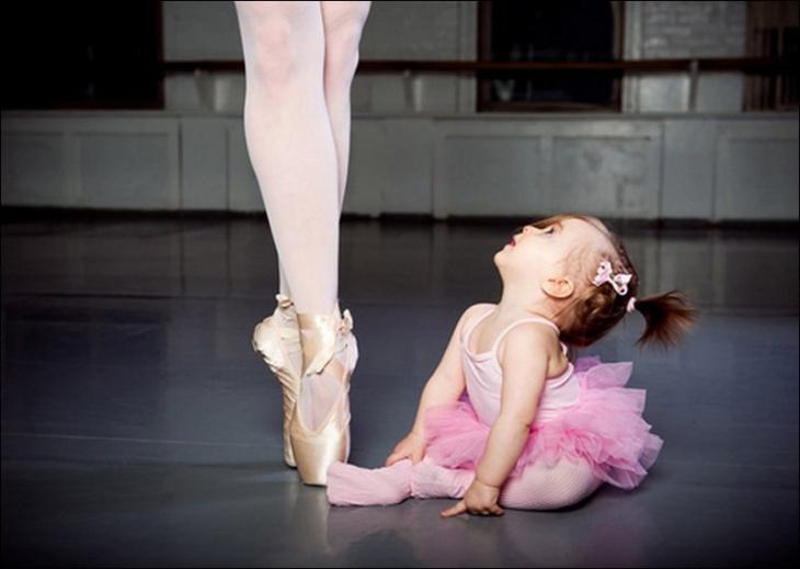 Смешные картинки балет