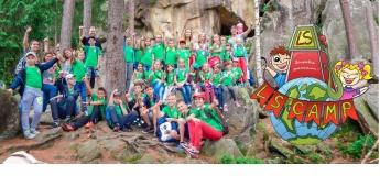 Англоязычный лагерь LS Camp 2019