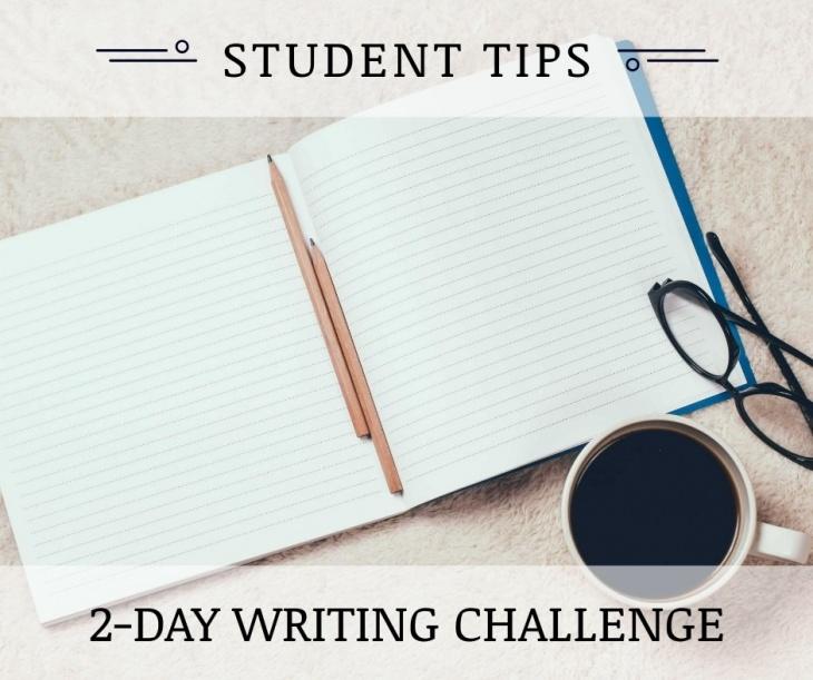 "Студентські поради ""Як стати впевненим письменником"""