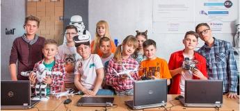 Комп'ютерна академія ШАГ запрошує школярів у Літній Комп'ютерний табір