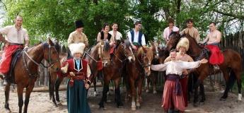 Спектакль конного театра