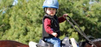 """Відкриття школи верхової їзди для малюків """"Baby Rider"""""""