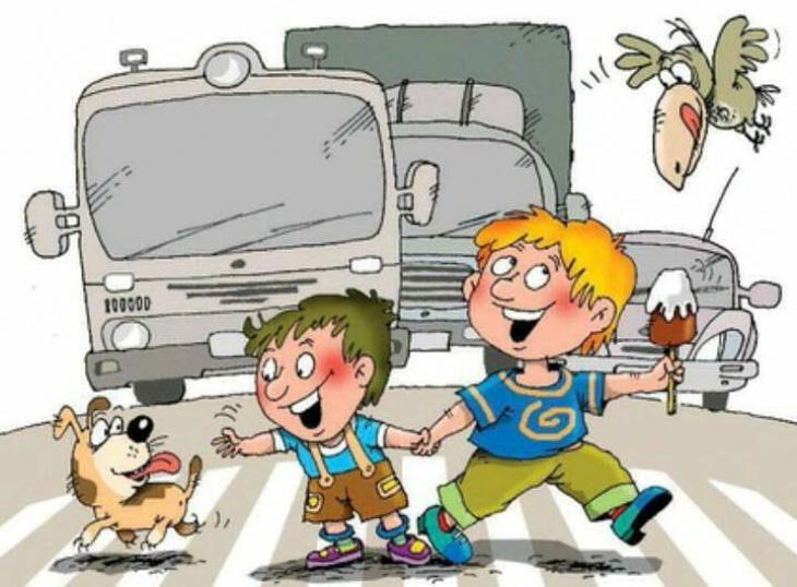 День безопасности на дороге