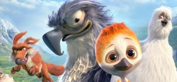 Пташині пригоди - мультфільм