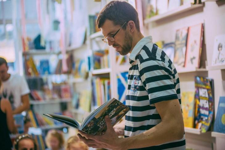 Книжные встречи «Детские писатели Одессы»