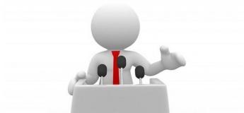 Підготовка оратора до президентських виборів
