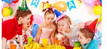 День Рождения в Детском игровом домике