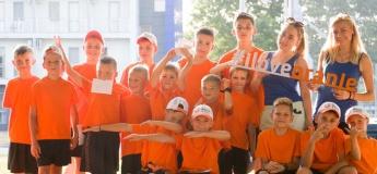 Голландський футбольний табір I LOVE ORANJE – 2019