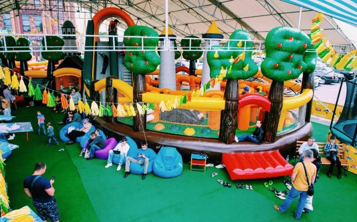 Грандіозне відкриття Summer Park в Києві