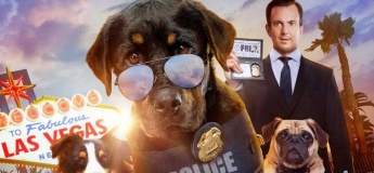 """Прем'єра фільму """"Поліцейський пес"""""""