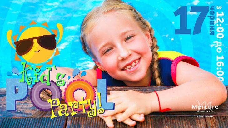 Kid's Pool Party