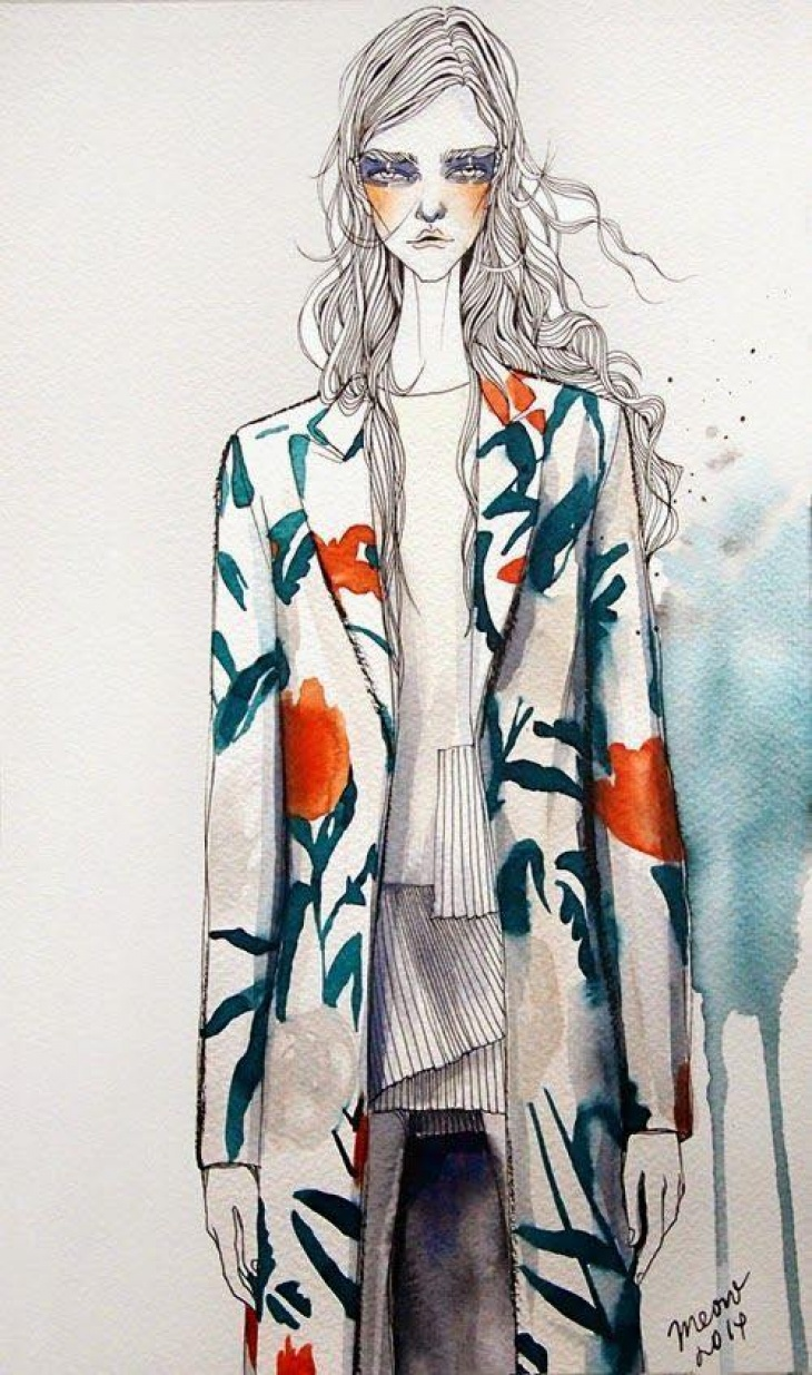 "Курс ""Fashion Illustration"""