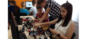 Робототехника и технологии будущего. Открытый урок для детей.
