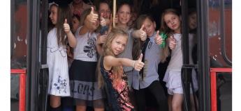 Городской квест для детей в Party Bus (Пати Бас)