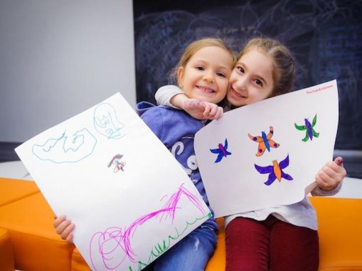 Каляки-маляки: Думки, народжені мистецтвом