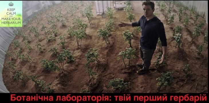 """Практикум """"Ботанічна лабораторія: твій перший гербарій"""""""