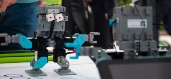 Бесплатный мастер-класс по робототехнике от Smartrob