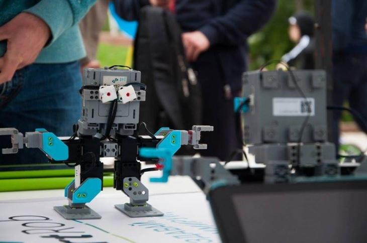 Безкоштовний майстер-клас з робототехніки від Smartrob