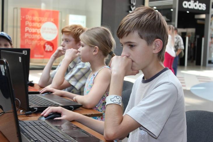 Пробні заняття для школярів 8-16 років