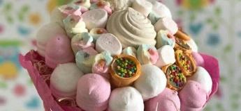 Мастер-класс по созданию сладкого букета