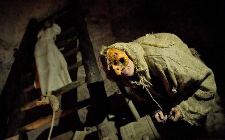 Привиди Дубно і Базальтові стовпи - Тур на Рівненщину