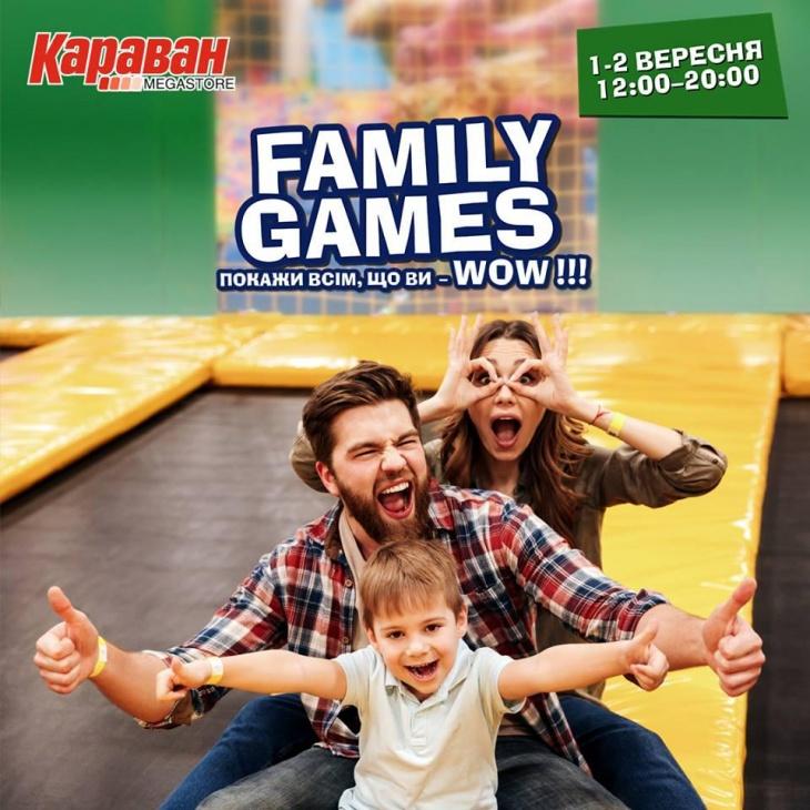 Karavan family games