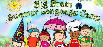 """Літній мовний табір """"Big Brain"""" на узбережжі Чорного моря"""